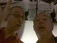 Selfie con Noto al Quintino