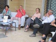 Presentazione di Un'estate a Palermo, a Bagheria. Con gli scriventi
