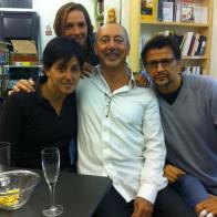 Con Mariliana Lo Verso, Marcella Bellanca, Carlo Viani