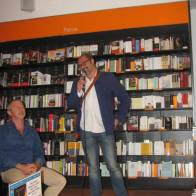 Con Massimo De Trovato
