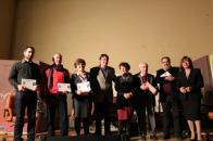 Con gli altri finalisti del Trofeo Siculiana