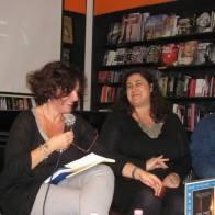 Con Marina Finettino
