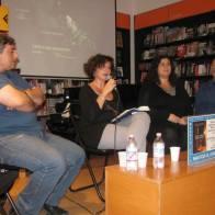 Con i colleghi di libro Fabio Ceraulo e Maria Grazia Sclafani
