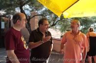 Con Mario Azzolini e Daniele Billitteri