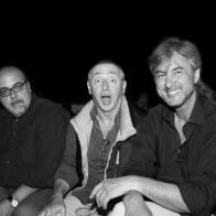 Con Angelo Spataro e Beppe gelardi