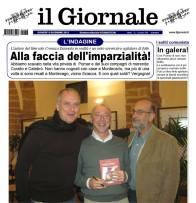 Con Mimmo Calabrò e Dario Corallo.